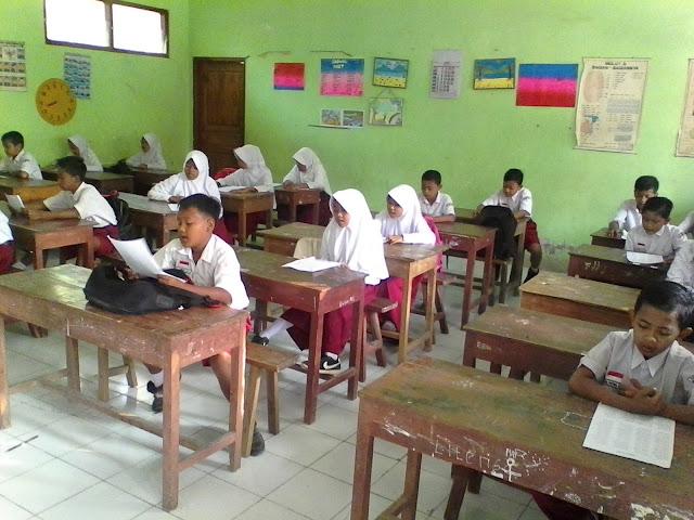 Soal UTS Bahasa Inggris Kelas 5 SD/MI Semester 2 (Genap) Dan Kunci Jawaban