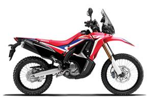 Sewa Rental Honda CRF 250 Bali
