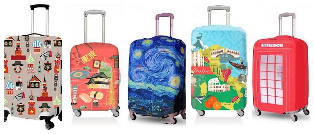 Что подарить путешественнику? идеи подарков для любителя путешествий чехол для чемодана