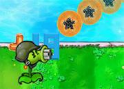 Plants vs Zombies pool Fruit fun 2