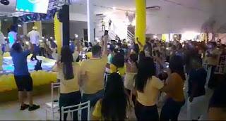 Em Guarabira juventude do PSDB, se realiza em grande evento na mezon de meu