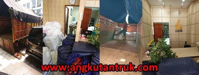Sewa Truk Jakarta ke Palu