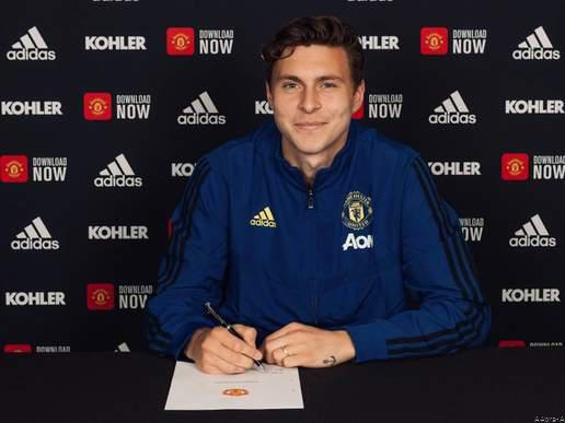 Lindelof Signs New Long-Term Man Utd Contract