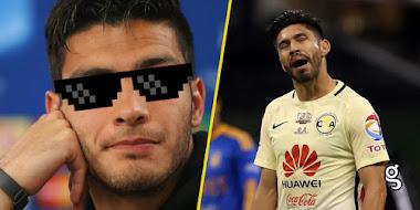 ¡Trolleado! Desde Europa, Raúl Jiménez se pone los lentes y le manda mensajito a Oribe Peralta