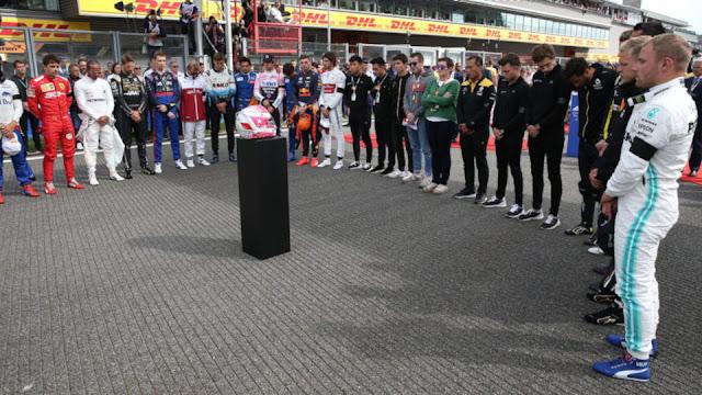 Formula 1 Johnnie Walker Belgian Grand Prix 2019.09.01