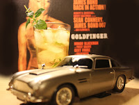 James Bond 007 - Goldfinger, Mint Julep