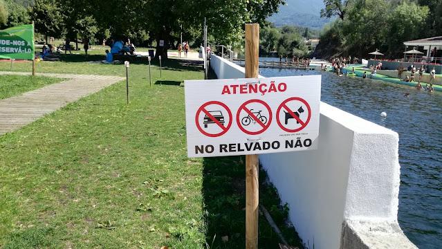 Proibições no relvado