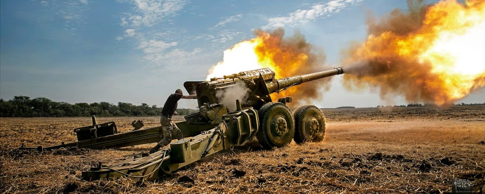 Батарея Гіацинтів представляє україну в міжнарожних артилерійських навчаннях