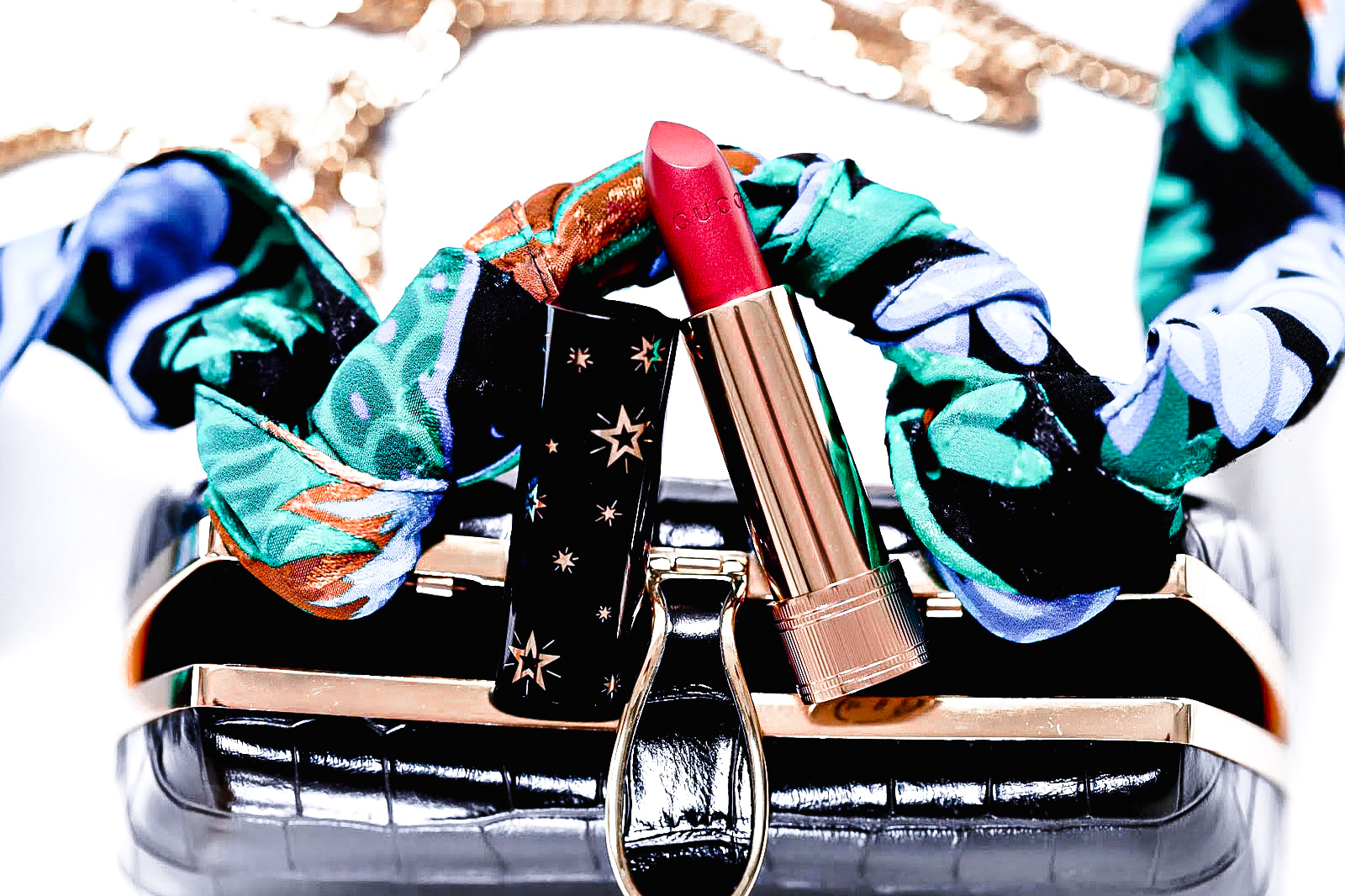 Gucci Rouge A Lèvres gothique metal avis