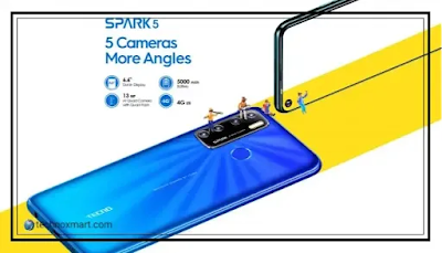 tecno spark 5 launch, tecno spark 5 air launch