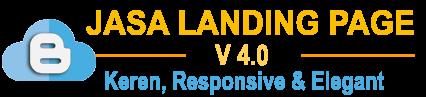 blogspot landing page responsive