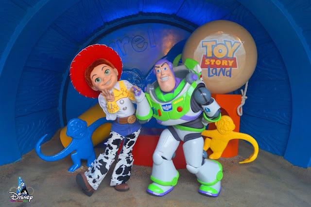 翠絲和巴斯光年全新造型於香港迪士尼樂園首度亮相, Jessie and Buzz Lightyear's New Looks Debuted at Hong Kong Disneyland