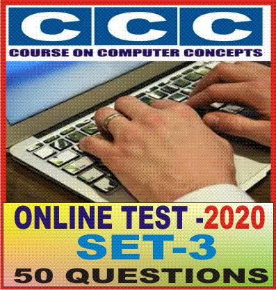 ccc online exam test 2020