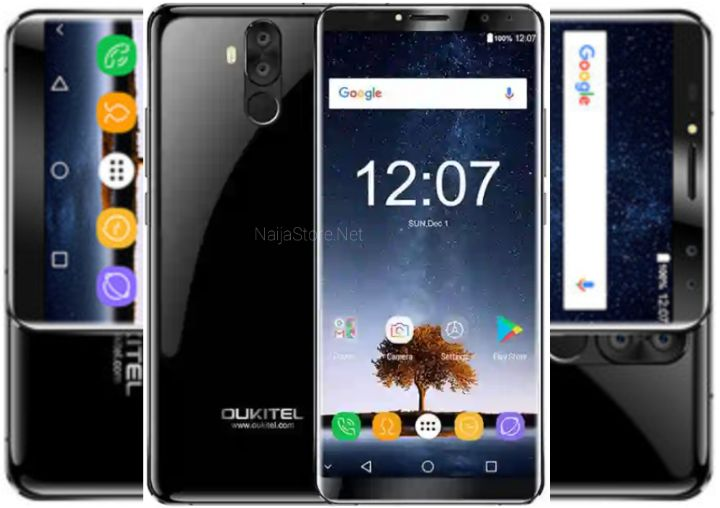 Oukitel K6 Android Phone - Specs: 64GB/6GB Memory, OctaCore CPU, 6300mAh Battery, 4G Network..