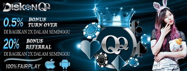 Situs Judi Poker DominoQQ Bandarq Online