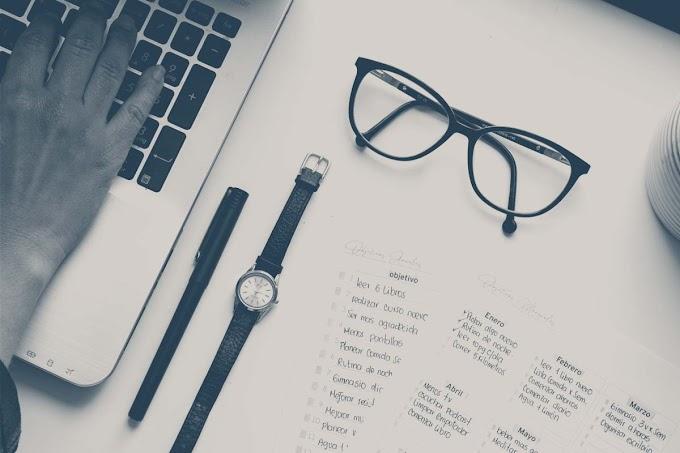 12 passos para Organização pessoal, Produtividade e Gestão do Tempo.