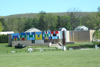 Pennyslvania Military Museum in Boalsburg