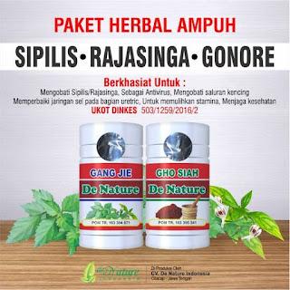 Obat Penyakit Kencing Nanah Tradisional Asli Ramuan Indonesia