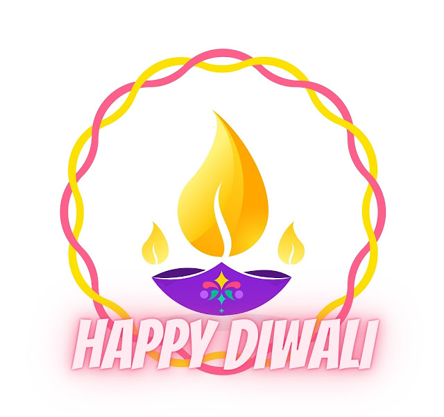 Diwali Card Design