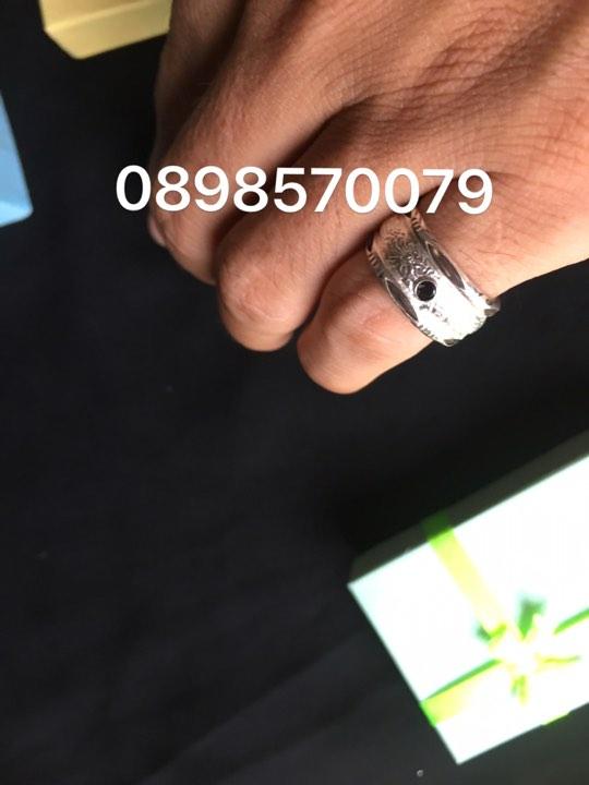 Mẫu nhẫn rồng lông đuôi voi bạc 925