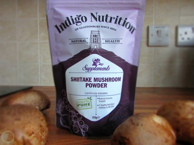 My General Life - Mushroom Stew 2 - Indigo Herbs - Vegan - Recipe