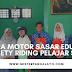 Pelajar SMP di Kota Pontianak Terpapar Edukasi Safety Riding Dari Astra Motor