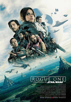 Filme Rogue One - Uma História Star Wars Blu-Ray 2017 Torrent