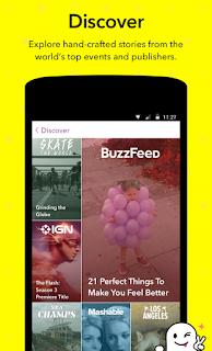 تحميل سناب شات snapchat apk app 2017 للأندرويد