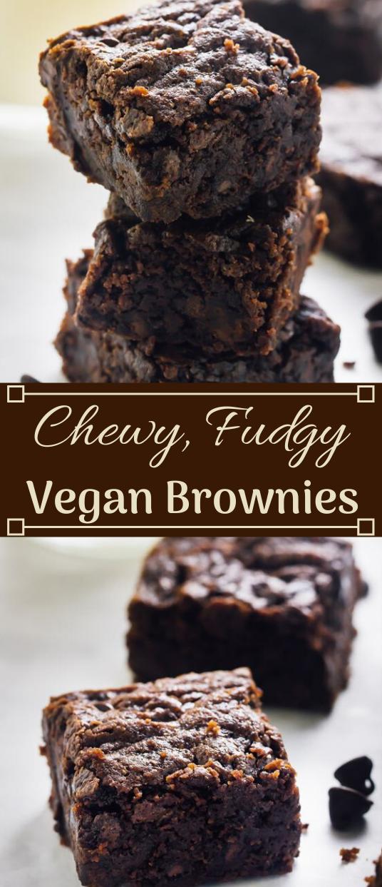 Vegan Chocolate Brownies #chocolate #vegan #easy #diet #paleo