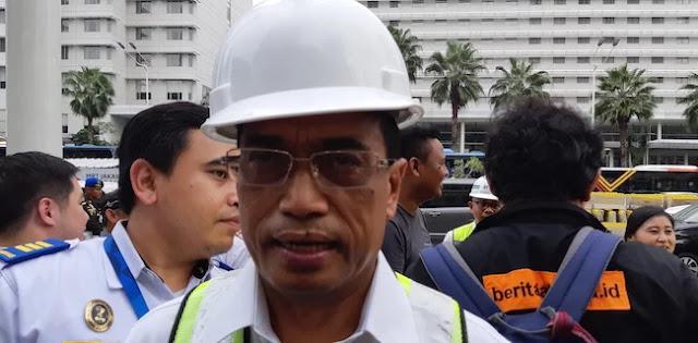 Menhub Ditantang Jokowi Segera Bangun MRT Tahap II