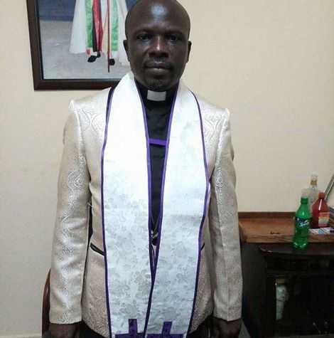 "Popular Ghanaian Pastor ""Apraku My Daughter"" Passes On"
