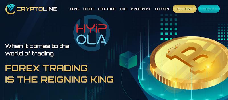 [SCAM] Review CryptoLine - Dự án chiến nhanh lãi từ 10% hằng ngày mãi mãi - Thanh toán tức thì