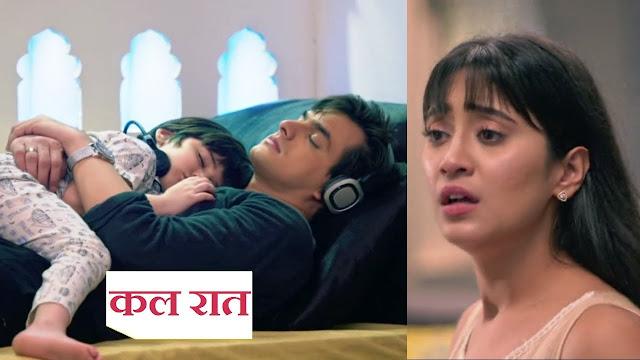 Good News : Kartik and Naira's romantic eye-lock to revive lost love in Yeh Rishta Kya Kehlata Hai