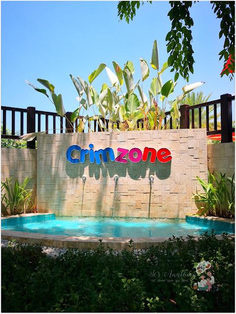 Crimson Resort and Spa Mactan Crimzone