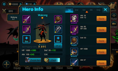 Hero Legend Apk Terbaru