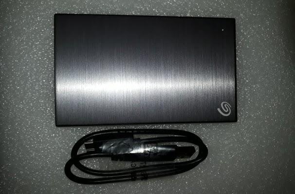Seagate External Drive 1TB