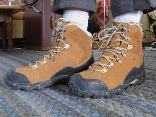 Oboz Rainier boots