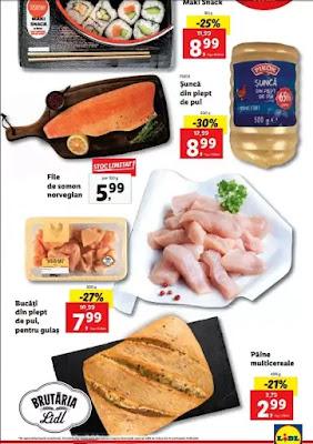 catalog lidl 6 iulie 12 iulie 2020 reduiceri la carne de pui