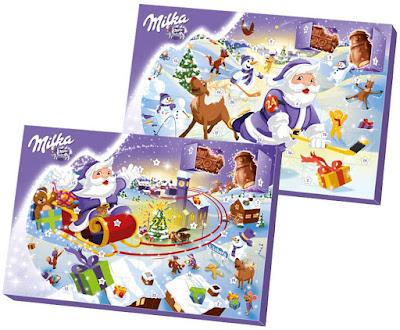 Calendarios Adviento 2019 (chocolate)