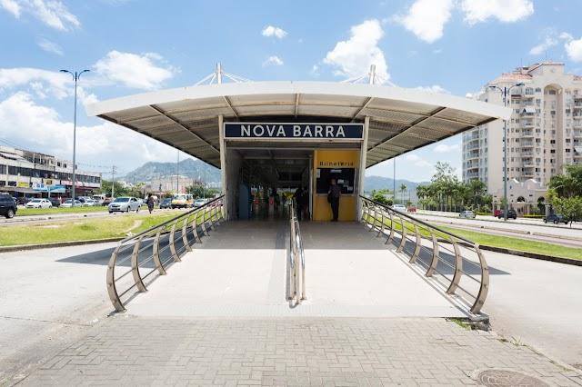 BRT Rio reabrem Nova Barra, no Recreio, na segunda-feira