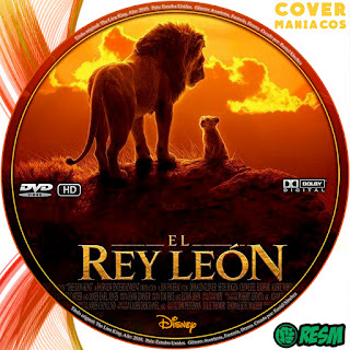 GALLETA - EL REY LEON - THE LION KING