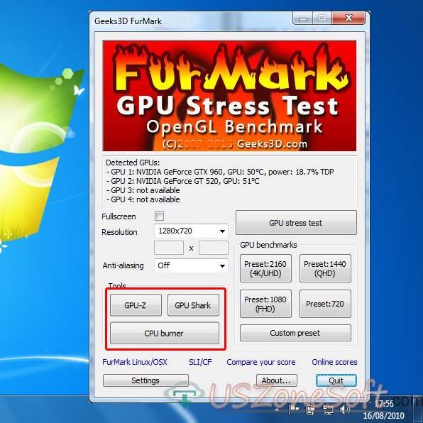Stress Test Nvidia Gpu: FurMark Free Download Latest Version For Windows 10, 8, 7