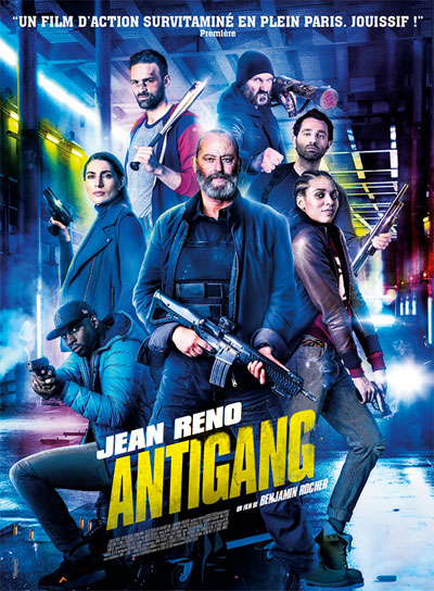 Antigang (2015) ταινιες online seires oipeirates greek subs