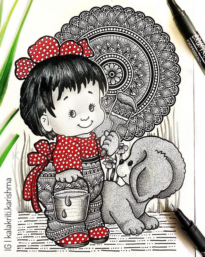 10-Child-and-puppy-Karishma-Srivastava-www-designstack-co