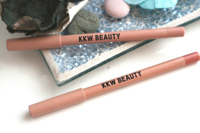 KKW Beauty huulipunat