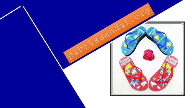 Pabrik Wedges Sandal Terbaru- Sandal AB HK Tebal TG
