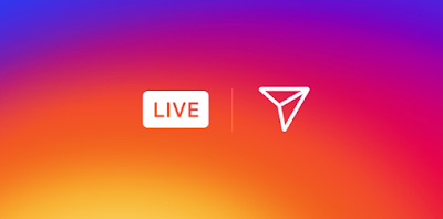 Asik! Kini Hasil Siaran Langsung Pada Instagram Bisa Di Simpan