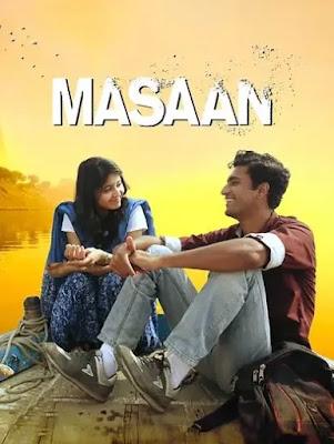 Masaan 2015 Hindi 720p BluRay 850MB