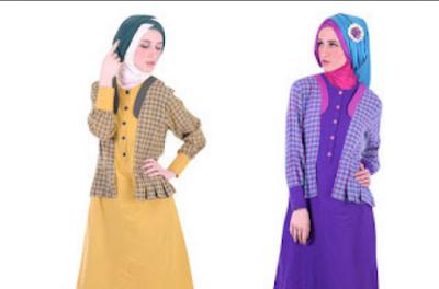 Baju Muslim Lebaran Murah 2017