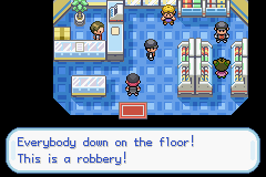pokemon firered rocket edition screenshot 6